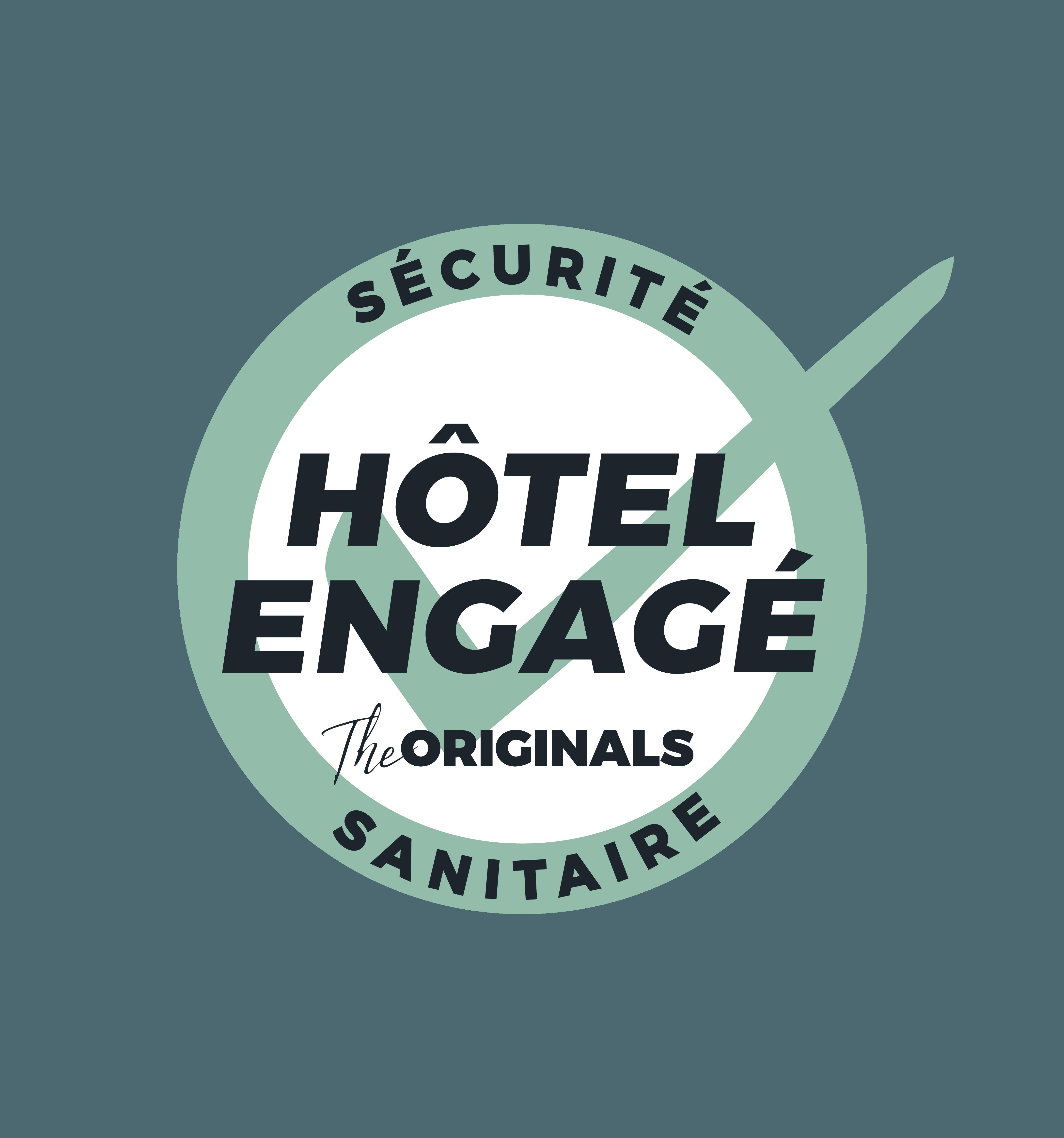 Hotel engagé