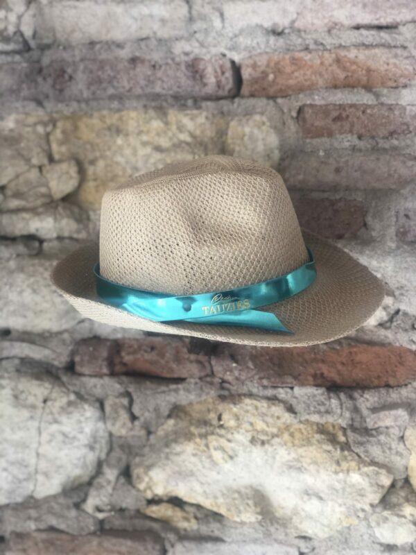 chapeau bleu