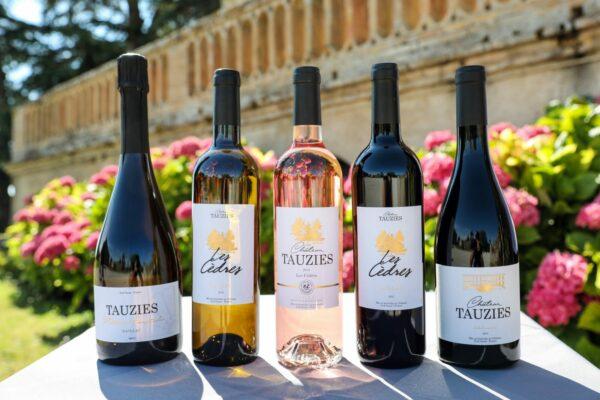 vins blanc rosé rouge et bulles vins de Gaillac