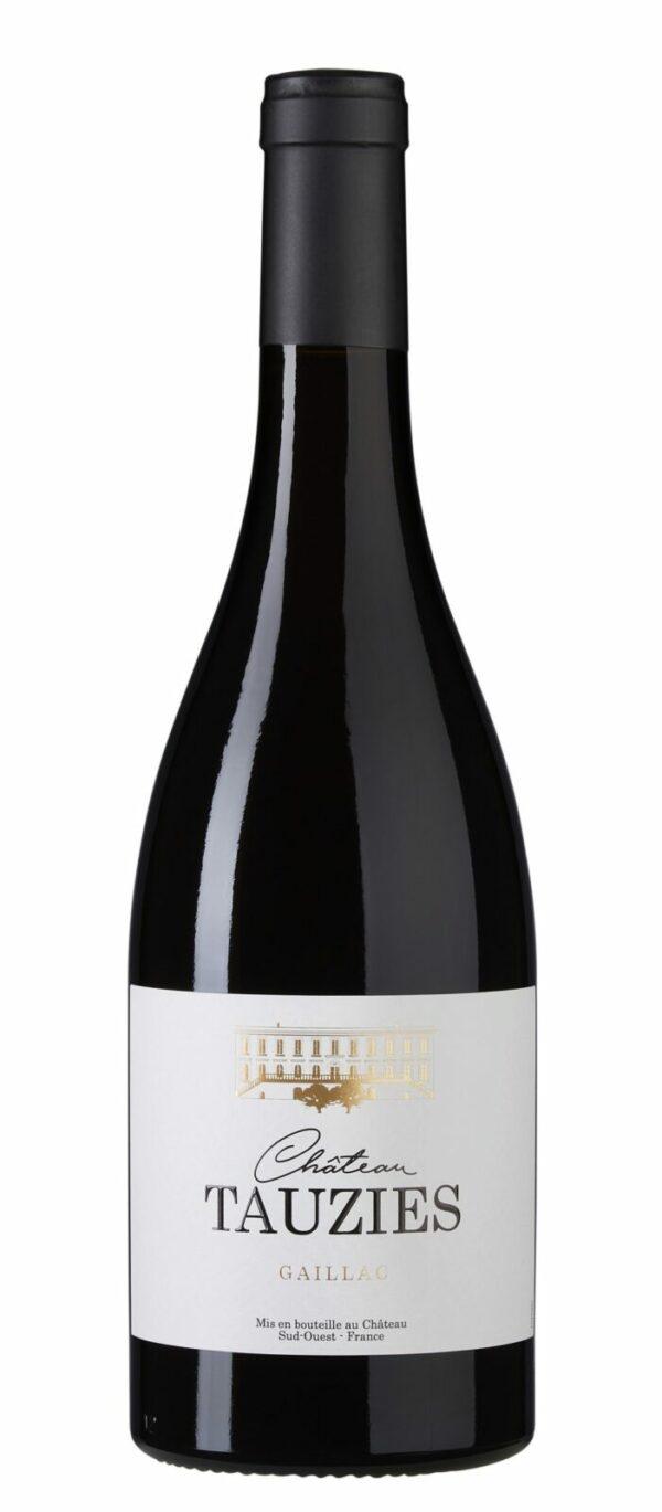 vin rouge de gaillac château de Tauziès