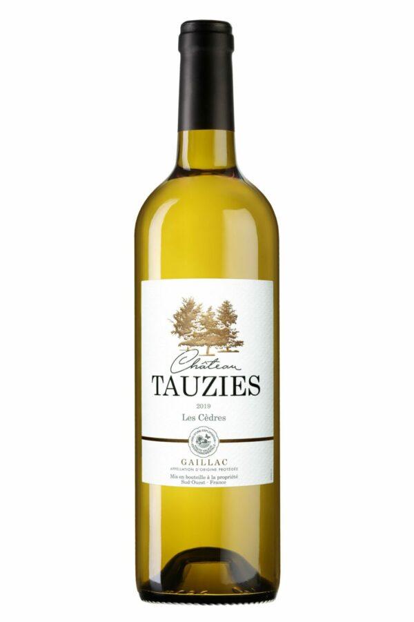 les cèdres vin blanc Gaillac