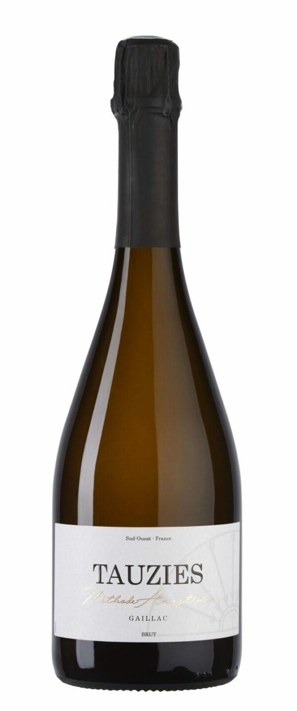 vin à bulles château de Tauziès