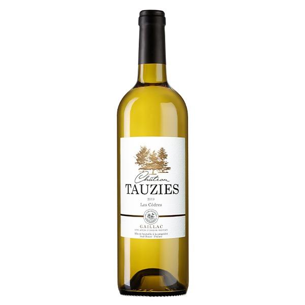 vin blanc sec gaillac château de tauziès