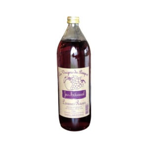 jus de fruit artisanal pommes raisins