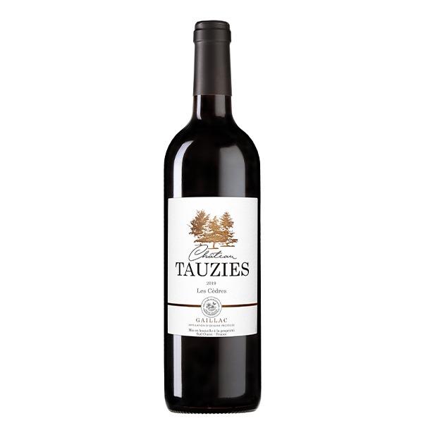 vin rouge gaillac château de tauziès